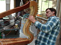 Stringing Up A 36-string ---Loading---